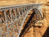 marble canyon bridge (old) poster