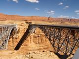 marble canyon bridges poster