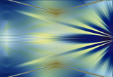 rays abstract background poster