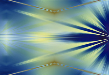 rays abstract background