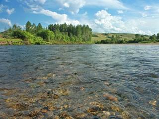 white ius river