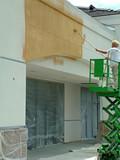 painter, construciton poster