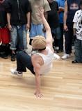hip hop - breakdance 1 poster