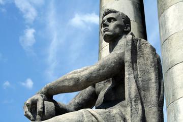 communist monument #2