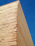 plywood, construction, poster