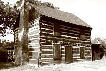 americana architecture - cabin 1
