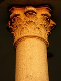 ornamental column poster