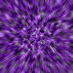 purple zoom blur