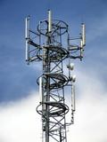 mobile telecommunication technology poster