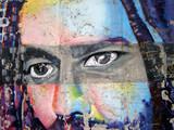 graffiti - jesus life poster