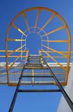 machinery ladder poster
