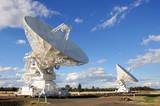radio telescopes poster