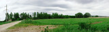 panorama landschaft poster