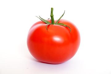 einzelne tomate