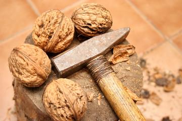big walnuts