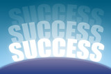 success horizon poster