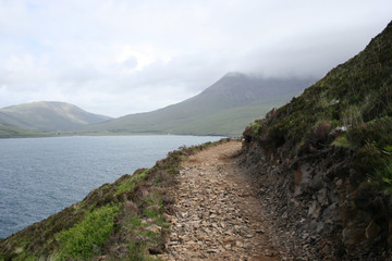 coastal path isle of skye, scotland