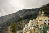 amalfi cityscapes 1, italy poster