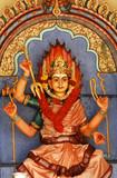 singapore: sri mariamman temple poster