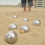 Fototapety playing a ball game on the beach