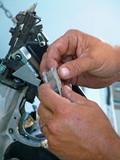 nail gun repair poster