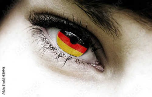 Fototapeten,auge,frau,deutschland,deutsch