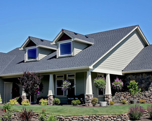 american craftsman style house