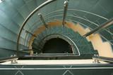 semicircular stairs poster