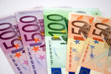 cash euros poster