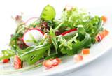 Fototapety mixed salad