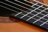 close up strings poster