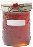 apple jelly jar poster