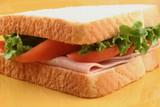 ham sandwich poster