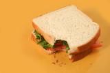 sandwich bite poster