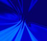 blue net poster