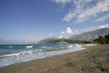 northern coast of crete poster