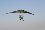 ultralight landing poster