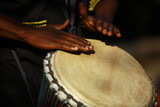 Fototapety african drummer