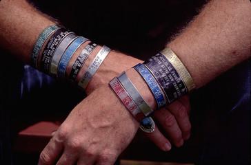 rememberance bands