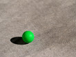 the green is in the ball