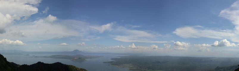 volcano - tagaytay - philippines