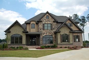 upper class luxury home