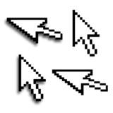 cursor arrows poster