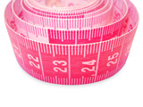 metric measuring tape (coiled 2) poster