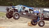sand car landing poster
