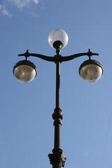 street light, moscow
