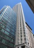 tall narrow skyscraper poster