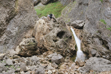 goredale scar waterfall