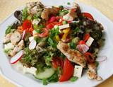 mixed salad 2 poster
