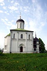 church in zvenigorod.